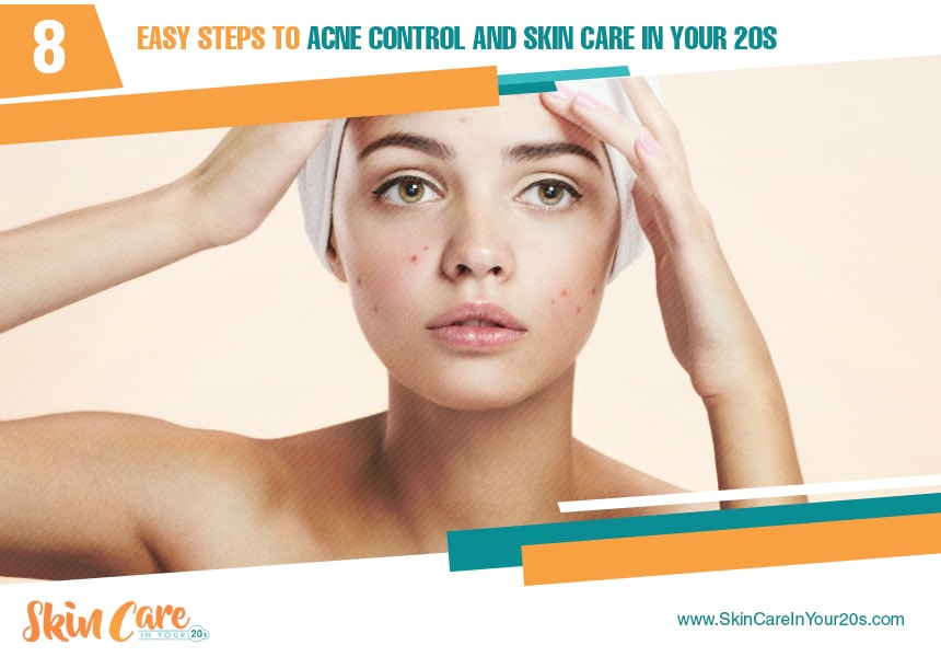 reduce caffeine intake and avoid smoking skin care in your 20s