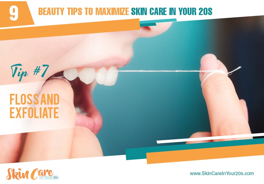 remove makeup before going to bed skin care in your 20s
