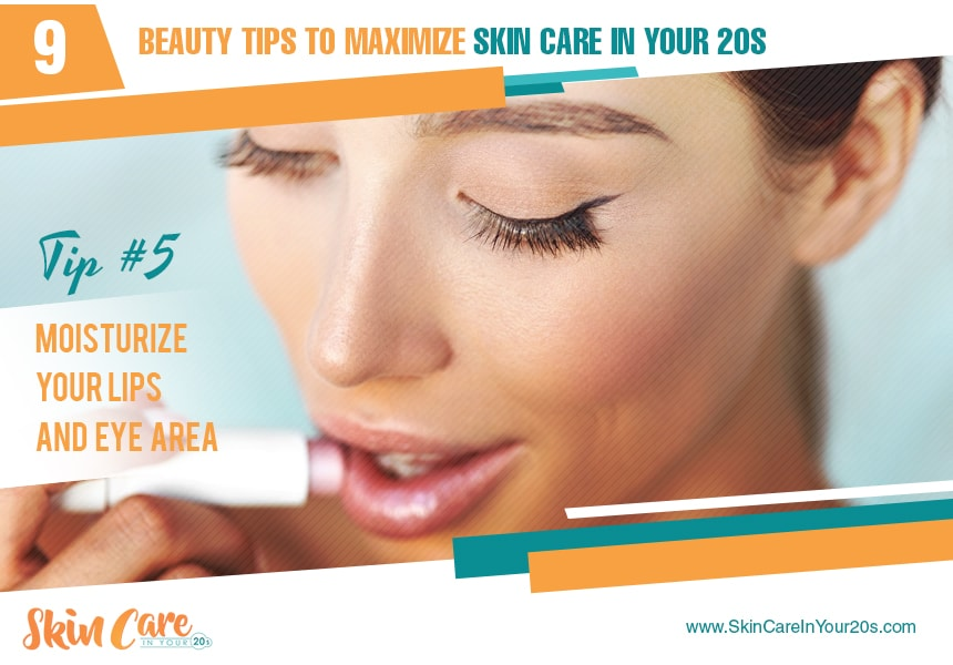 keep rosewater and tinted moisturizers skin care in your 20s